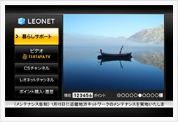 ENACES(エナセス)開発事例SS LEO-NET